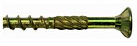 Wkręty stożkowe ciesielskie 6x140 mm  - 100 szt