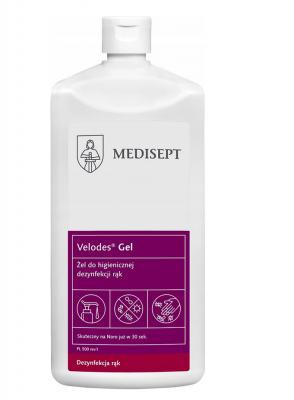 Żel do dezynfekcji rąk MEDISEPT VELODES GEL 500ml