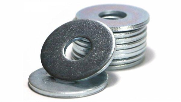 Podkładka M18 ocynk DIN 9021 poszerzana 3 kg