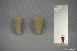 Noga drewniana do mebli 17a