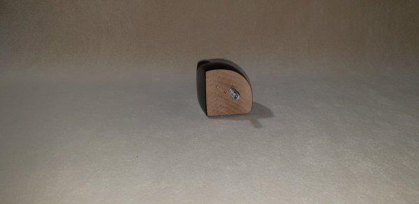 Noga drewniana malowana ludwik -h14