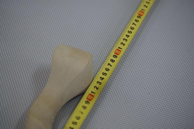 Noga drewniana do mebli L-140