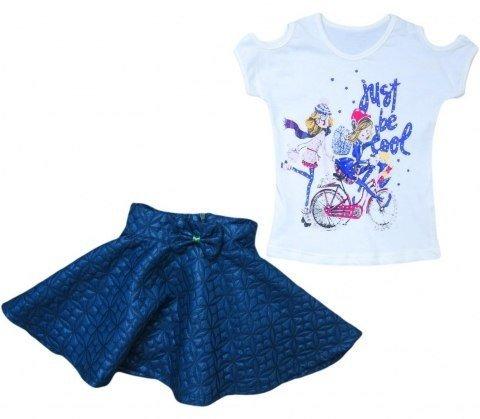 Komplet bluzka i spódniczka Promocja Letnia 0010