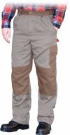 beżowo-brązowy