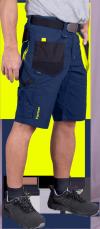 granatowo-czarno-żółty