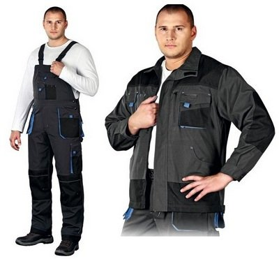 6dda526114 UBRANIE ROBOCZE FORMEN - Ubrania robocze komplety - Odzież robocza