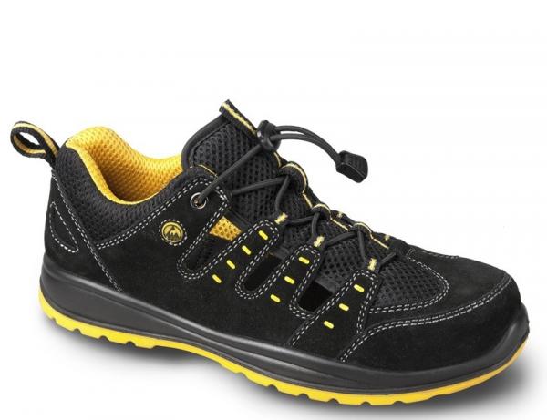 buty ochronne sandały