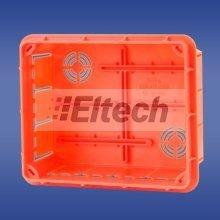 PUSZKA INSTAL-BOX 120X80X52 P/T PP/T-2  11.2