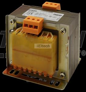 Transformator bezpieczeństwa, jednofazowy 230-400V / 24-230V, max.400VA TVTRB-400-F