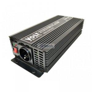 PRZETWORNICA SINUS-1600 12V/230 800/1600W