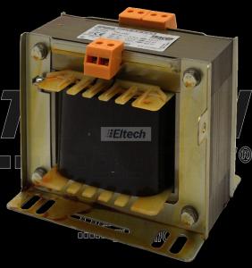 Zwykły transformator jednofazowy 230V / 42-110-230V, max.630VA TVTR-630-E