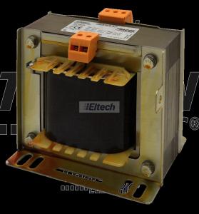 Zwykły transformator jednofazowy 230V / 24-230V, max.630VA TVTR-630-F