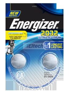 ENERGIZER BATERIA LITHIUM CR2032   422993