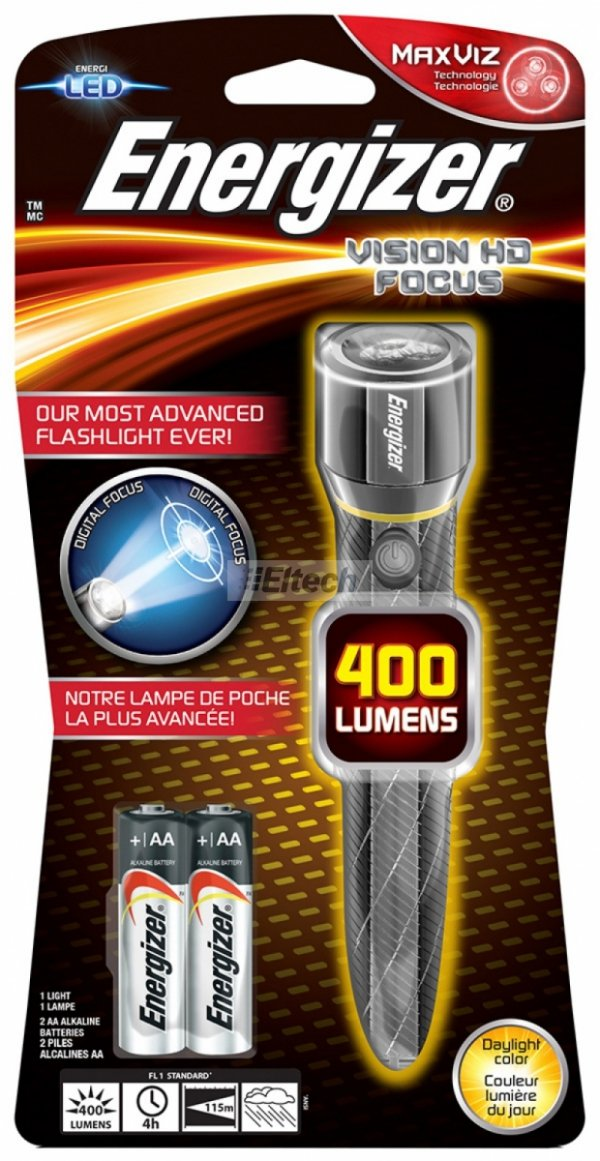 Latarka Energizer Vision