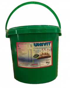 UNIVIT dla kur niosek 4kg