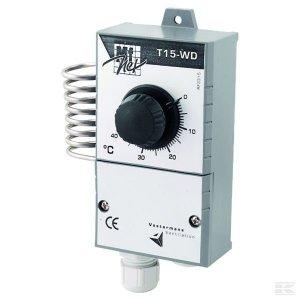 Termostat automatyczny, 4 A