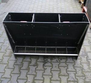 Autokarmnik AP6W sześciostanowiskowy jednostronny dla warchlaków