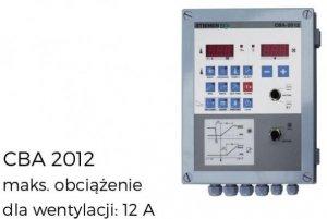 Sterownik CBA 2012