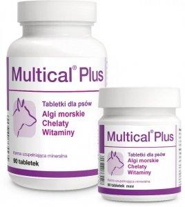 Multical Plus  - algi morskie, chelaty, witaminy