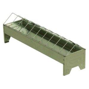 Karmidło korytko ocynkowane dla drobiu 10x50cm