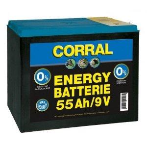 Bateria 9V Corral