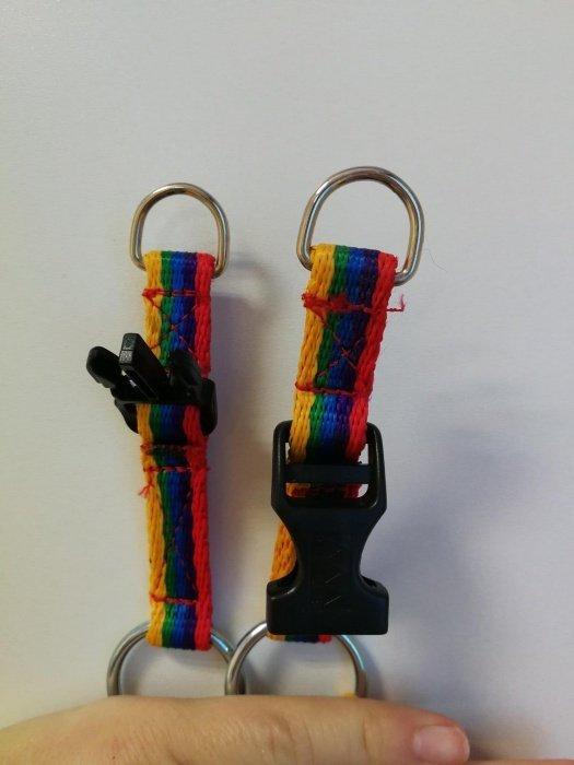 Szelki regulowane 60cm - 5 wzorów