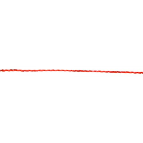 Plecionka BASIC 500m czerwona