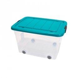 Pojemnik Roller Box z pokrywą 40L