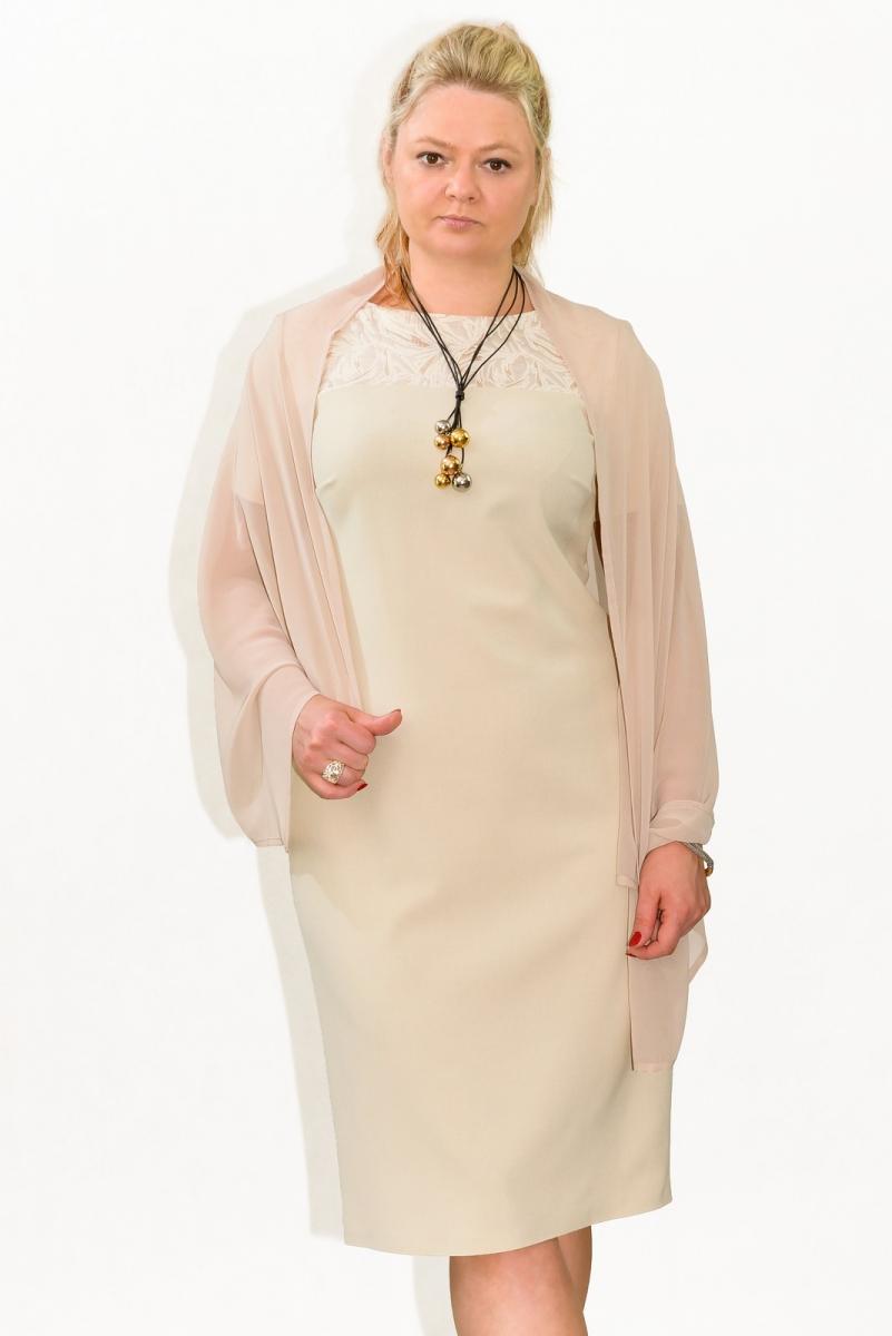 dbee336711e87f Elegancka sukienka XXL r.54, 56 Sunflower WYPRZEDAŻ duże rozmiary ...