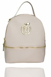 Mini plecak/listonoszka WYGODNY STYL 826E Powder Pink