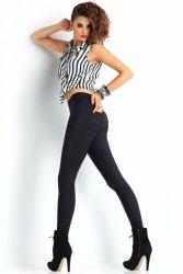 Legginsy Klasyczne Model Sophie Black