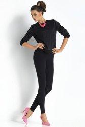 Legginsy Klasyczne Model Adele Black