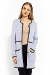 Sweter Damski Model 40004 Sky Blue