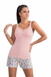 Piżama Damska Model Daria 1/2 Pink
