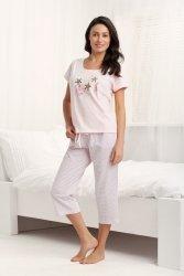 Piżama Damska Model Holiday 677 Pink