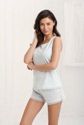 Piżama Damska Model Aurelia 590 Grey