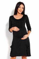 Sukienka Ciążowa Model 1166C Black