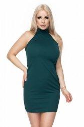 Sukienka S-XL 0116 zielona