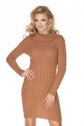 Sukienka Model 40037 Camel