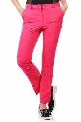 Spodnie Damskie Model MOE124 Pink