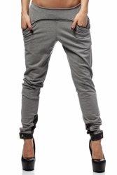 Spodnie Damskie Model MOE157 Grey