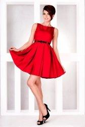Sukienka Model 6-11 Red