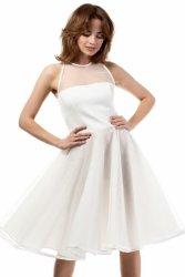Sukienka Model MOE148 Ecru