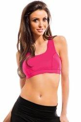 Biustonosz Sportowy Model Hana Pink
