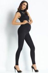 Legginsy Model Dorothy Plush Black