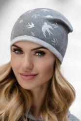 Czapka Model Stella Grey