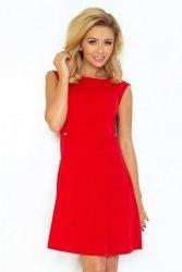 Sukienka Model 137-2 Red