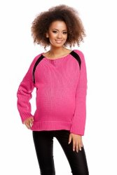 Sweter model 30050C Fuchsia