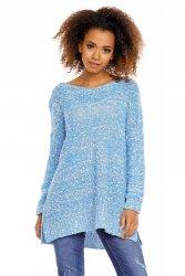 Sweter model 70005 Jeans