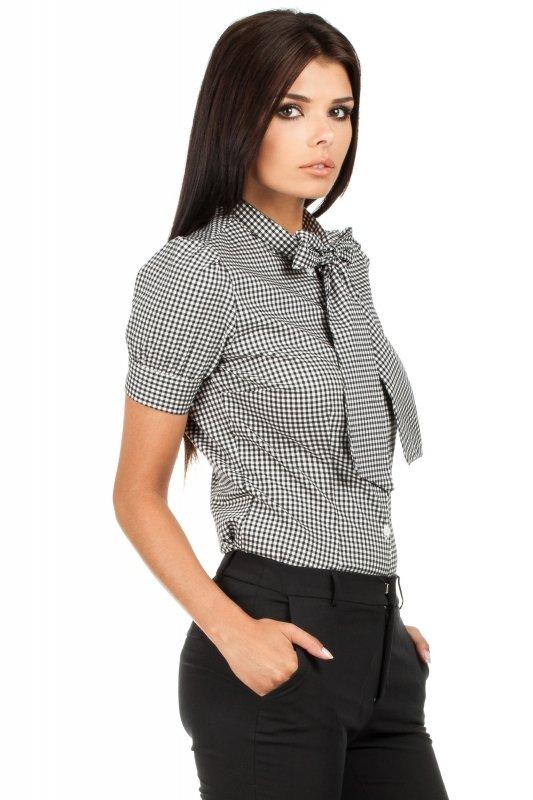 Koszula Damska Model MOE088 Black